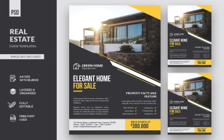 Creative Real Estate Flyers