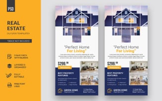 Creative Real Estate DL Flyers