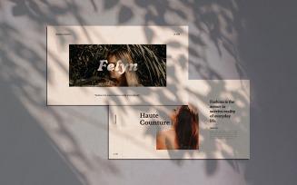 Felyn - Brand Guideline
