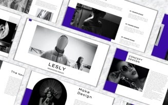 LESLY PowerPoint Template
