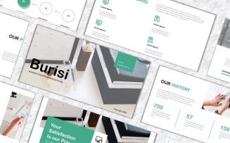 Burisi PowerPoint Template
