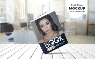 Book Cover Product Mockup