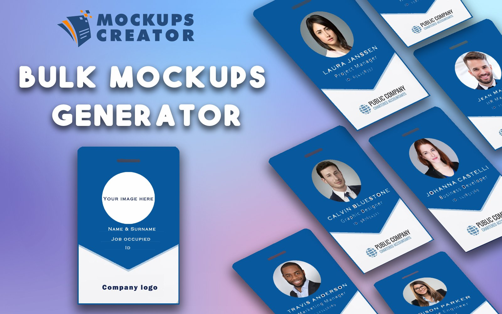 Mockups Creator - Automatic  Mockups Generator WordPress Plugin Plugin WordPress №157939