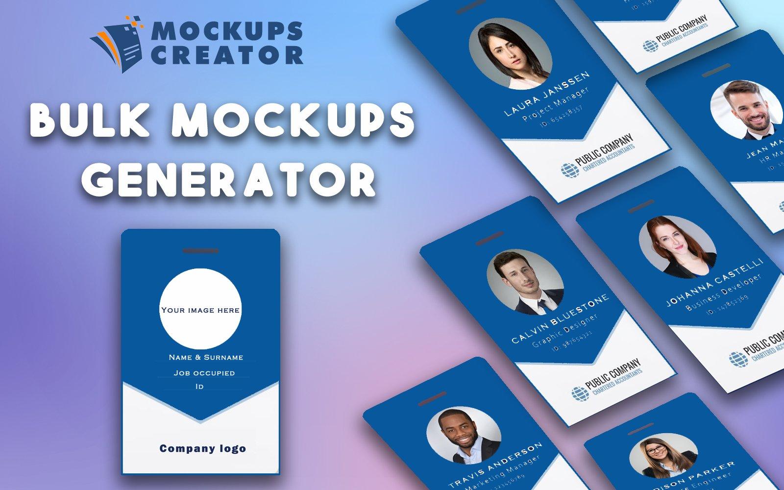 Mockups Creator - Automatische mockups-generator WordPress-plug-in