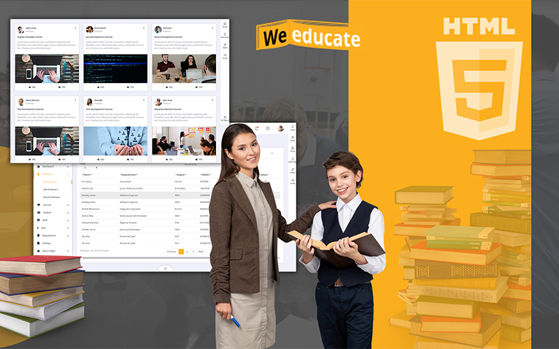 Weeducate Education and E-Learning №157945