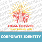 Real Estate Corporate Identity Template 15883