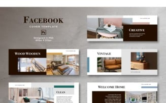 Facebook Cover Wood Wooden
