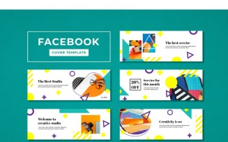 Facebook Cover Creative Studio