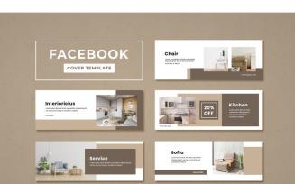 Facebook Cover Interioricius