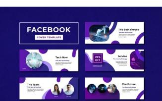 Facebook Cover Tech Now