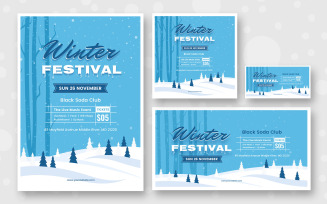 Winter Pack with Winter Flyer