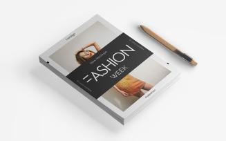 Magazine Product Mockup
