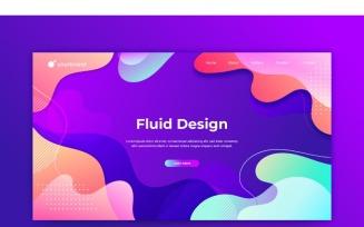 Abstract Fluid Design