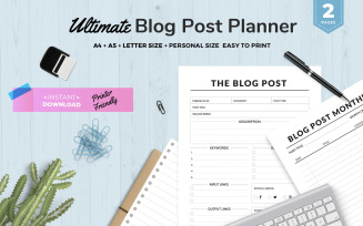 Ultimate Project Planner