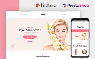 Fidelis Cosmetic PrestaShop Theme