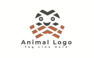 Animal Logo Template