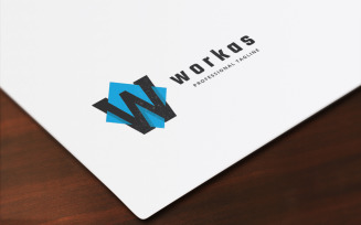 Workas Letter W