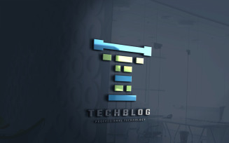 Technology Blog Letter T