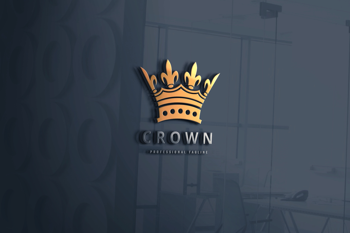Crown Template de Logotipo №158769