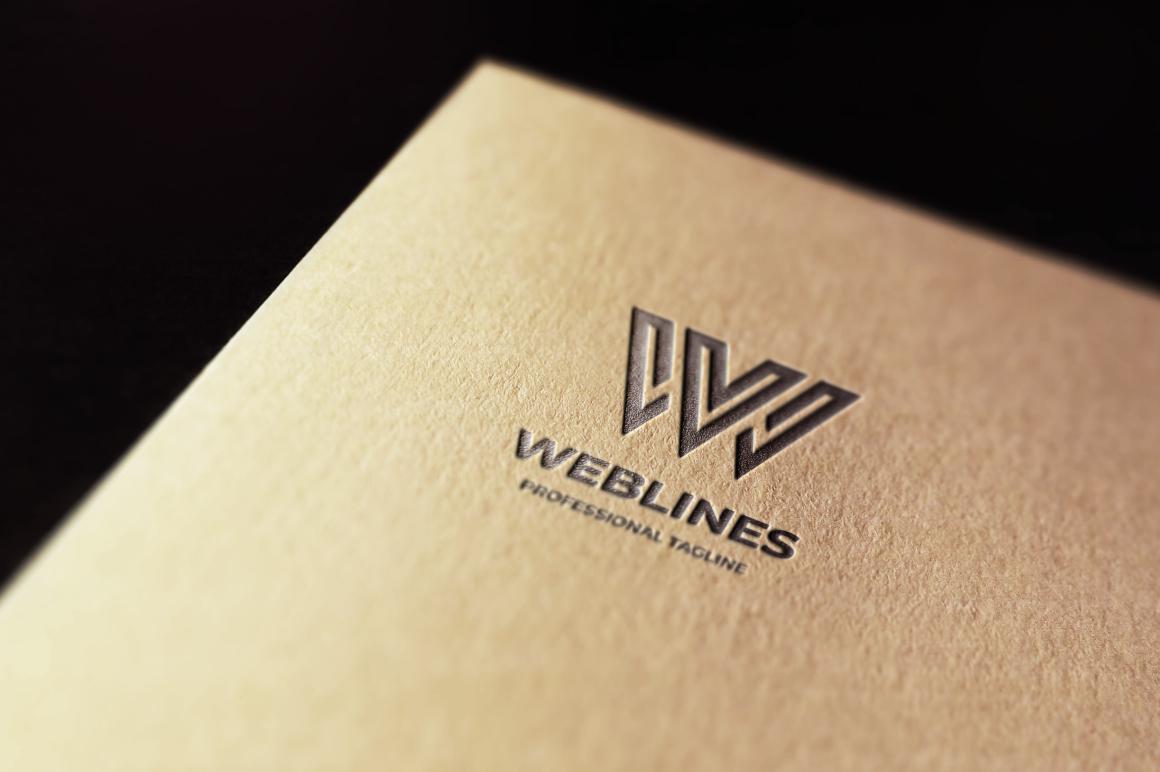 Letter W Template de Logotipo №158776