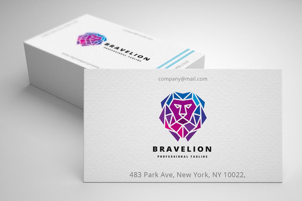 Lion Template de Logotipo №158773