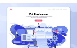 ILP 54 Web Development - Illustration
