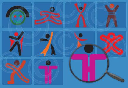 Logo Set Template 15952 Screenshots