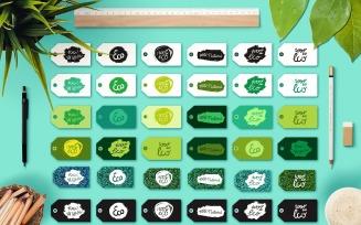 Eco & Natural Tags