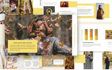 Autumn Series PowerPoint Template