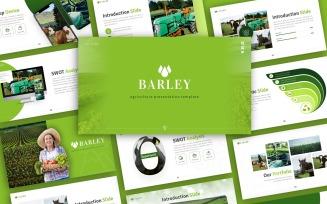 Barley Agriculture Presentation