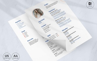 Event Planner CV