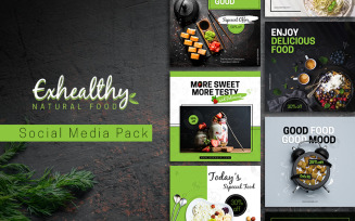 Instagram Pack For Food Bussiness