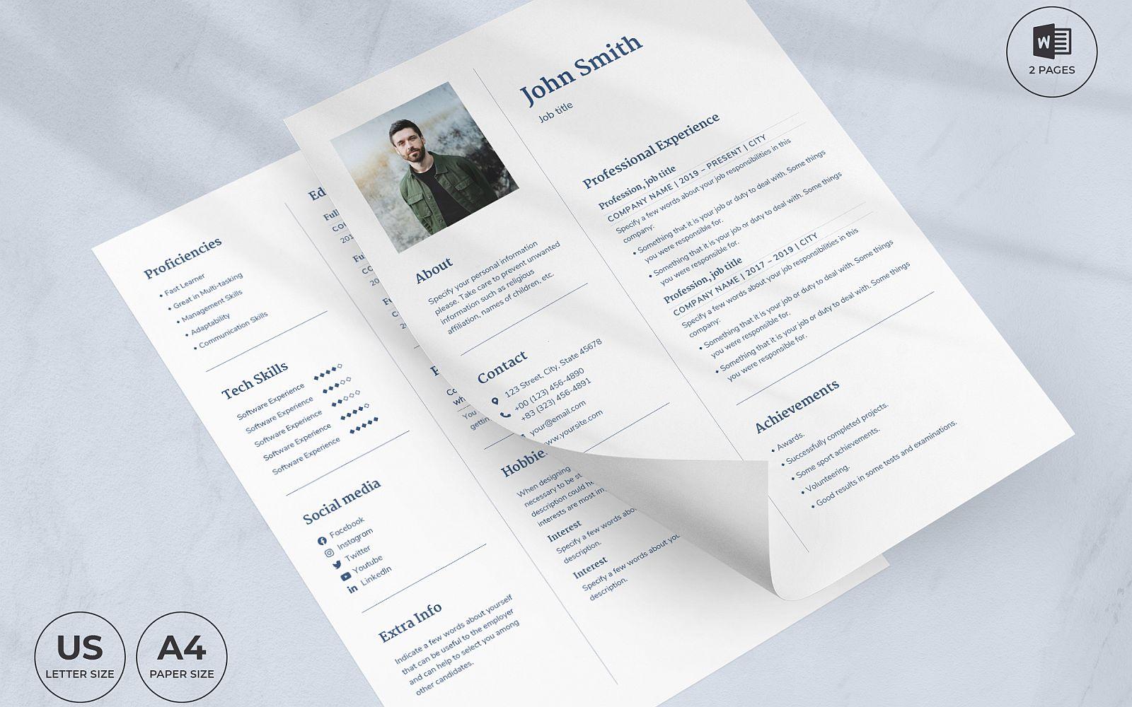 Real Estate Agent CV №159156