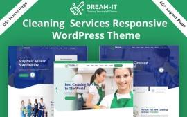 WordPress Theme 159347