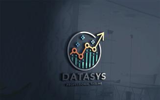 Data Analysis Logo Template