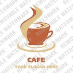 Cafe & Restaurant Logo  Template 16007