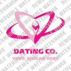 Dating Logo  Template 16013