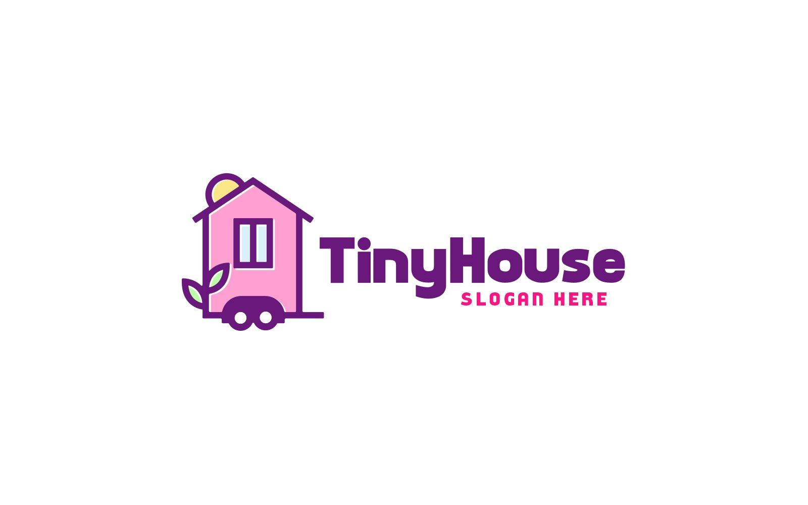 "Modello di Loghi #160319 ""Tiny House"""