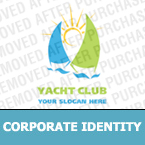 Sport Corporate Identity Template 16109