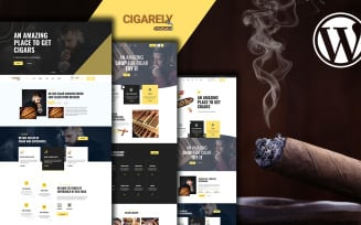 Cigarely - Cigar Shop WooCommerce Theme