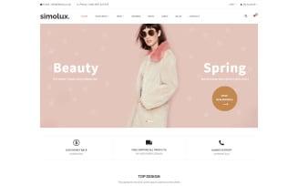 Simolux - Fashion Responsive Shopify Theme