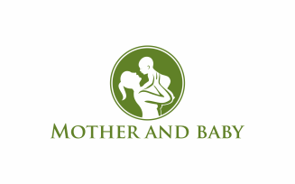 Love baby Logo Template
