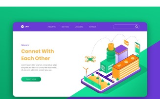 IP 12 Link UI Elements