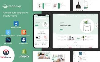 Floorsy - Responsive Furniture Shopify Theme