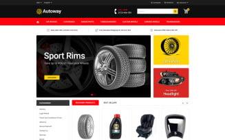 Autoway - Spare Parts Store PrestaShop Theme