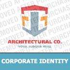 Architecture Corporate Identity Template 16222
