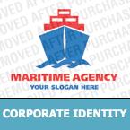Sport Corporate Identity Template 16226
