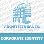 Architecture Corporate Identity Template 16266