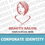 Beauty Corporate Identity Template 16267