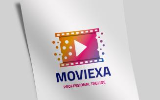 Movie Play Logo Template